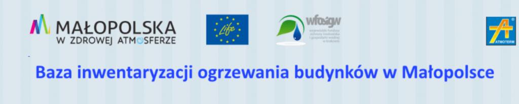 Baza Inwentaryzacji ogrzewania budynków w Małopolsce