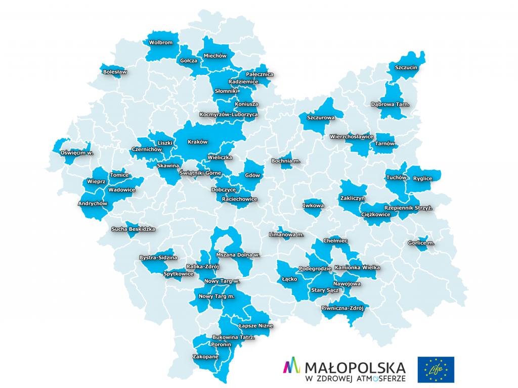 LIFE municipalities