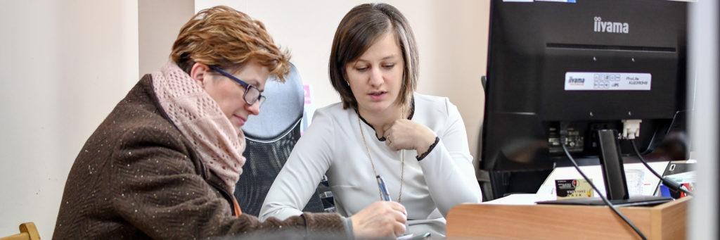 Ekodaradca pytania i konsultacja