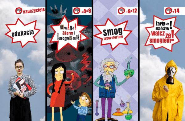 strona smog.edu.pl materiały edukacyjne dla szkół
