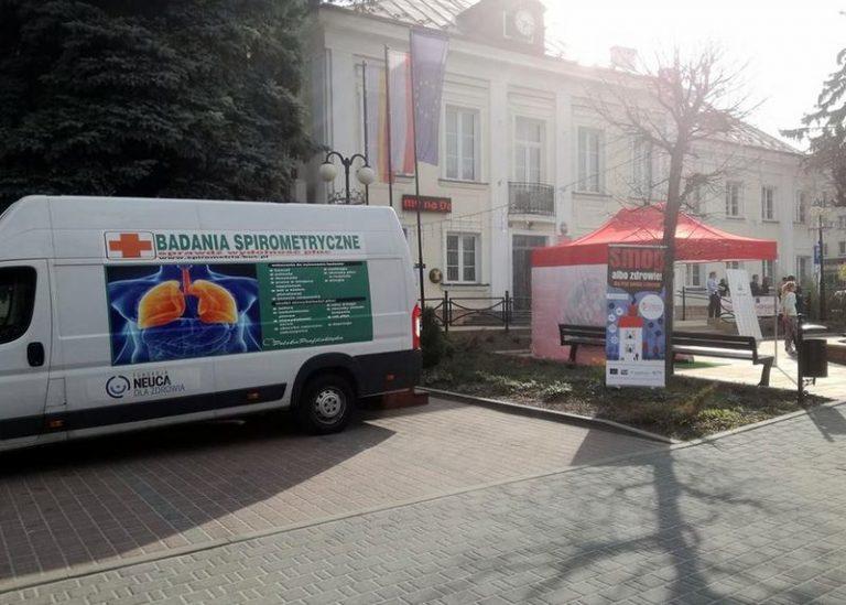 Spirometria Dąbrowa Tarnowska