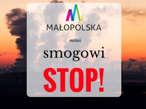 Małopolska mówi stop smogowi