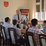 Podpisane pierwsze umowy na wymianę kotłów w gminie Szczucin