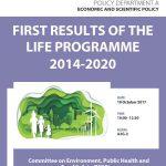 efekty realizacji projektów zintegrowanych LIFE