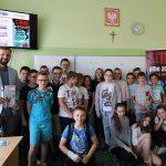 """""""Zielony tydzień"""" w gminie Tuchów"""