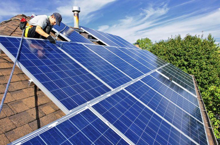Panekl solarny