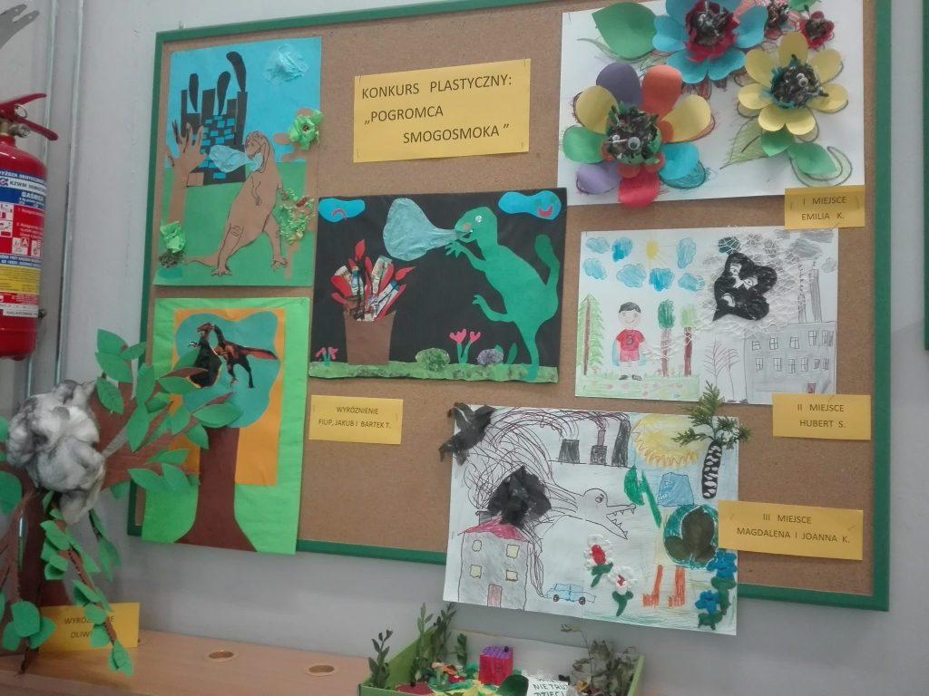 Tarnowskie przedszkolaki pokonały SmogoSmoka