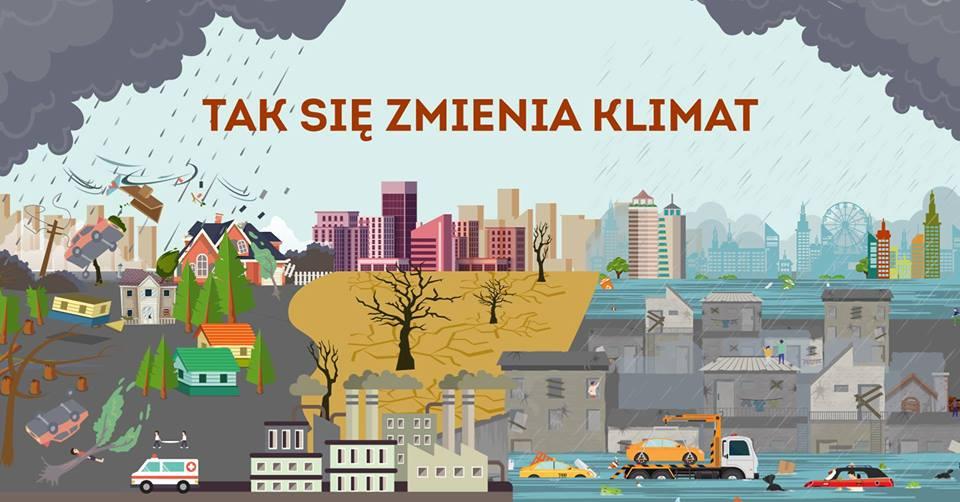 Jak smakuje zmiana klimatu? Dowiesz się już 13 października! | Małopolska w  zdrowej atmosferze