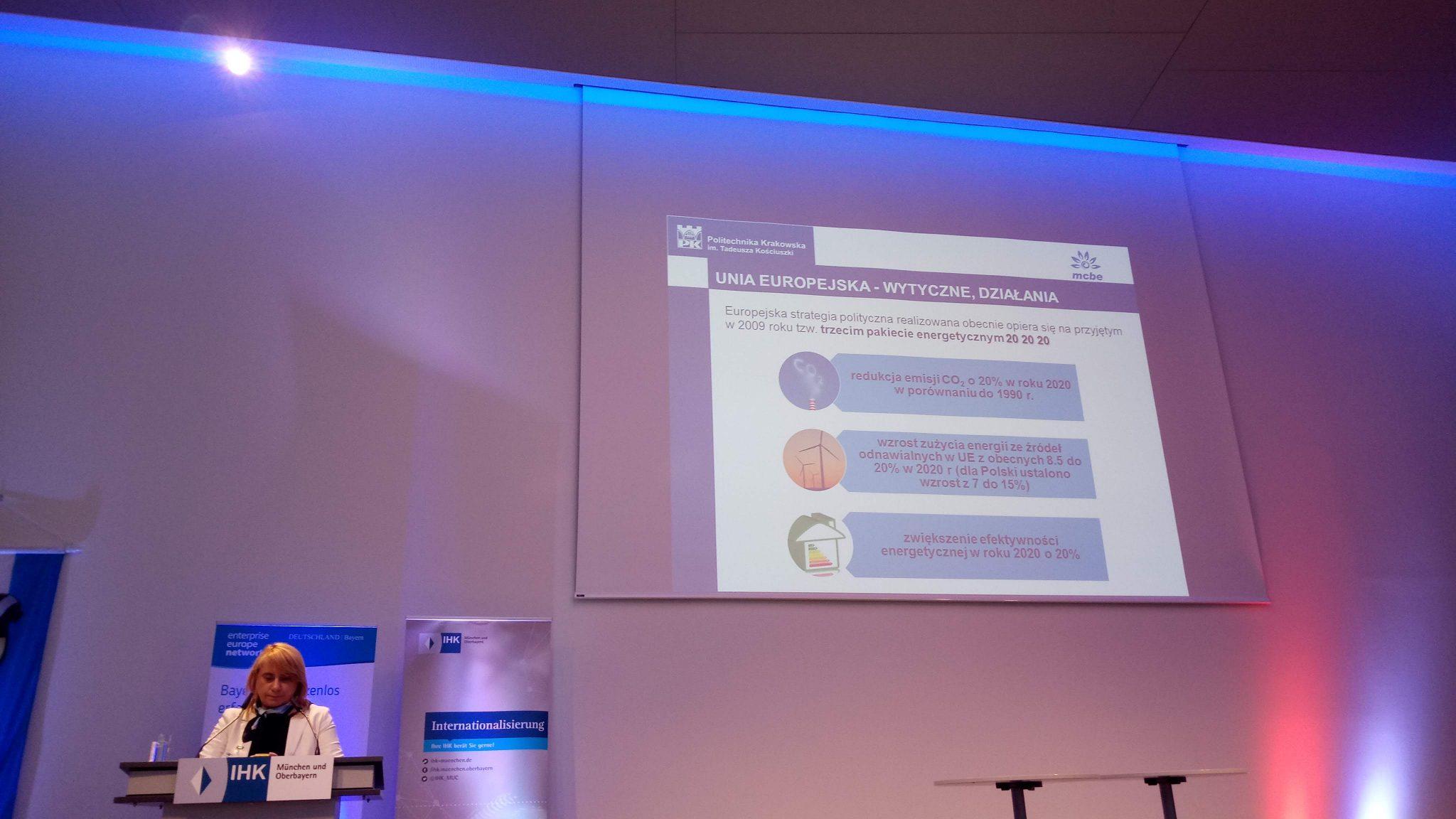Forum Gospodarcze dla przedsiębiorstw z Polski i z Bawarii poświęcone energii ze źródeł odnawialnych