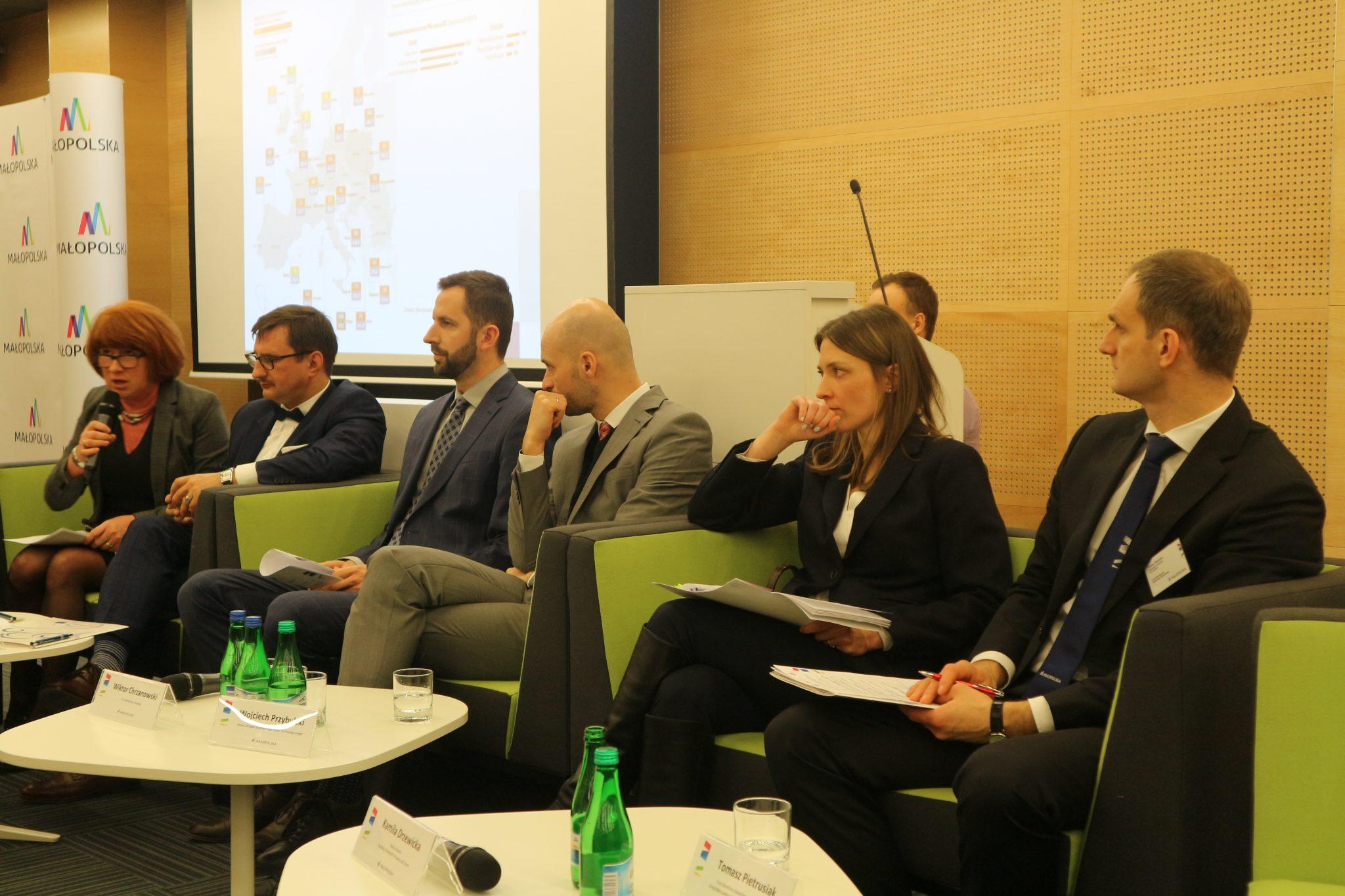 Spotkanie konsultacyjne dotyczące aktualizacji Programu Ochrony Powietrza dla województwa małopolskiego