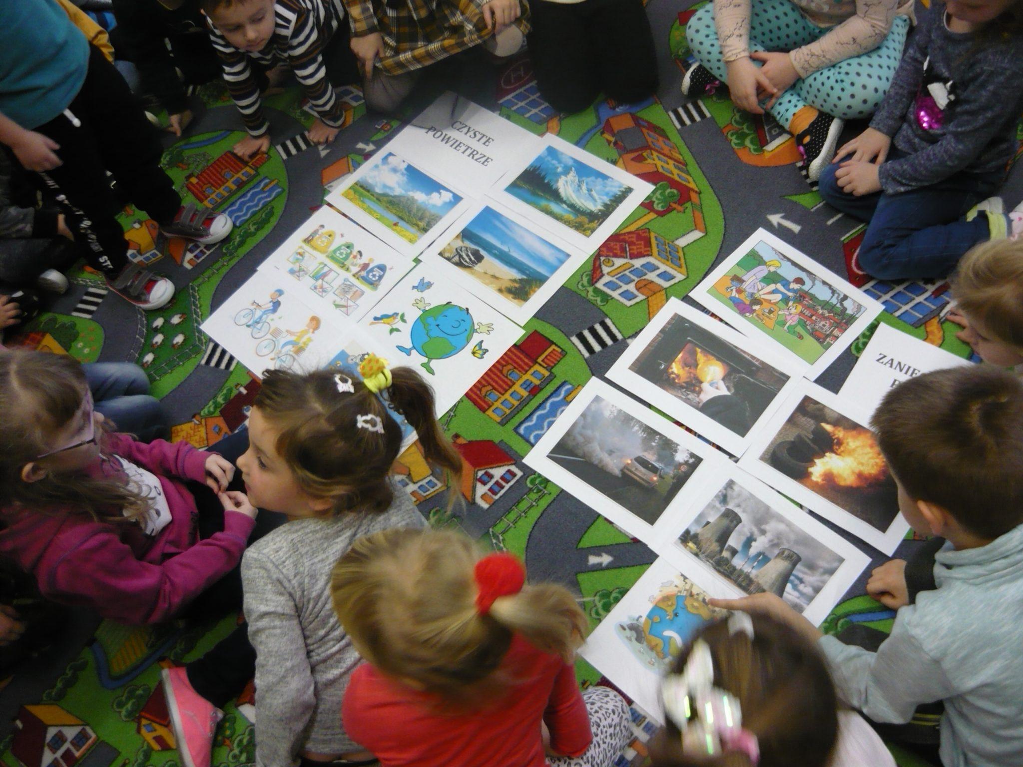 Spotkanie z dziećmi (Rzepiennik Strzyżewski)