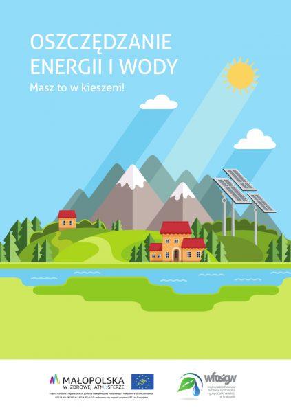 Broszura oszczedzanie energii
