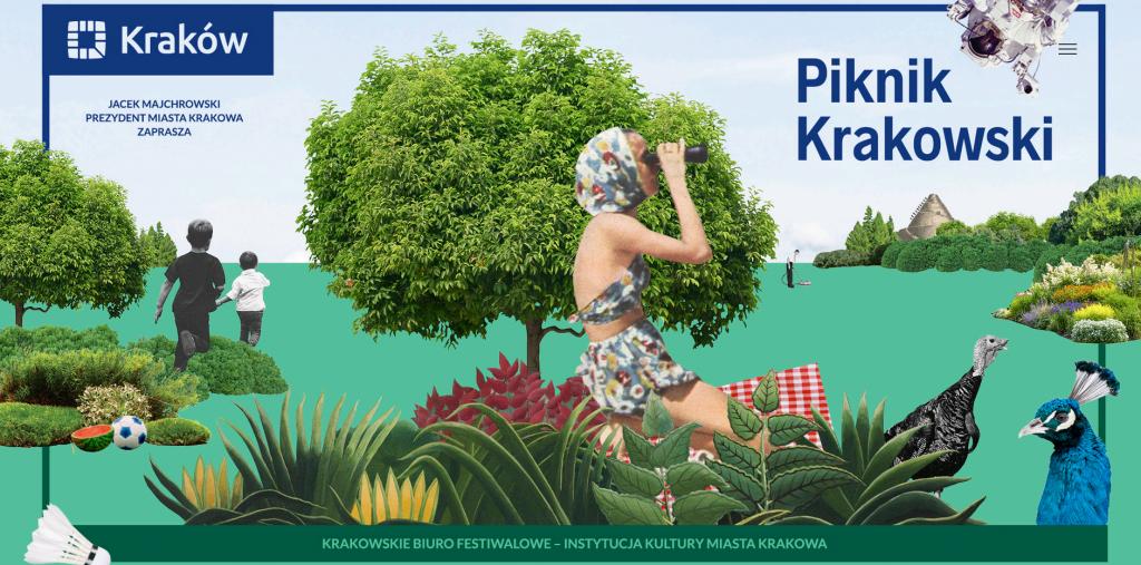 pikniki krakowskie
