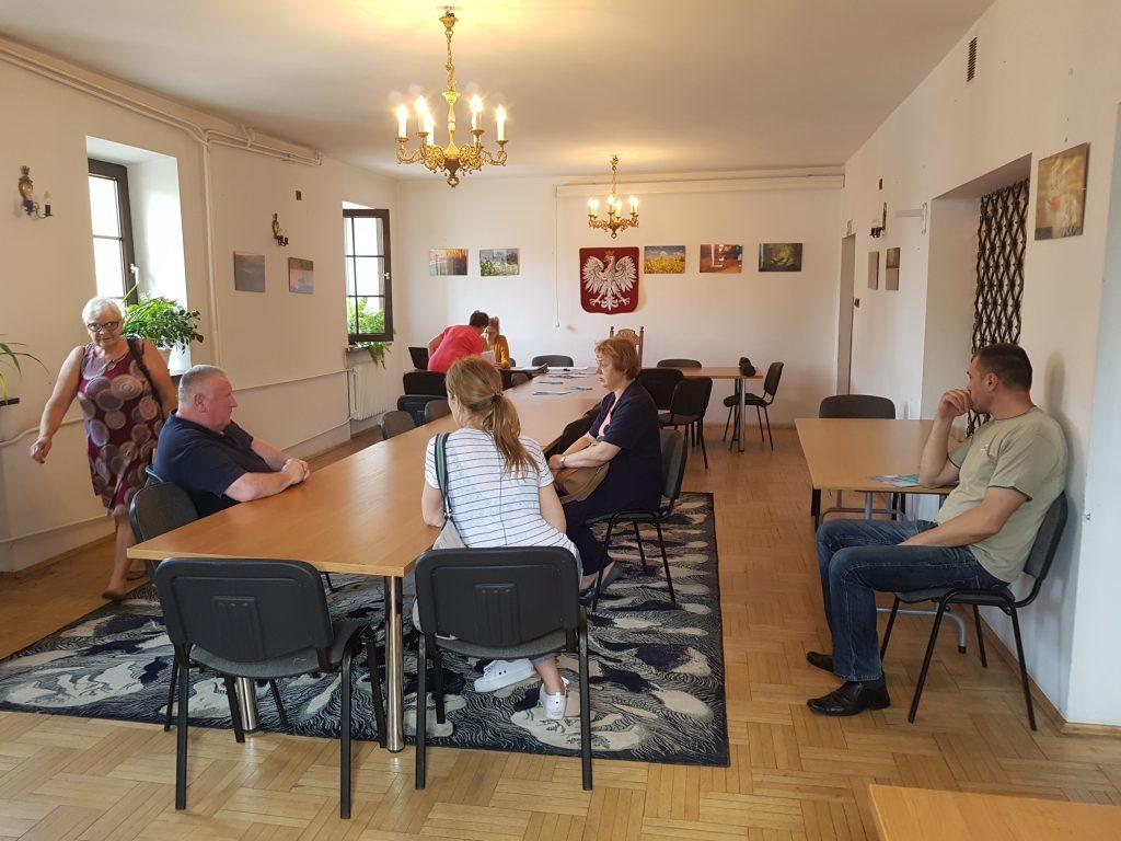 Spotkanie Liszki