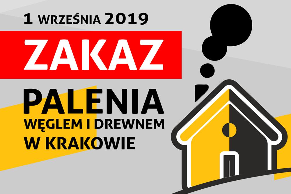 Zakaz Palenia Weglem I Drewnem W Krakowie Malopolska W Zdrowej Atmosferze